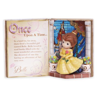 Precious Moments® Storybook Belle Plaque