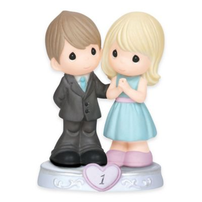 Precious Moments® Through the Years First Anniversary Figurine