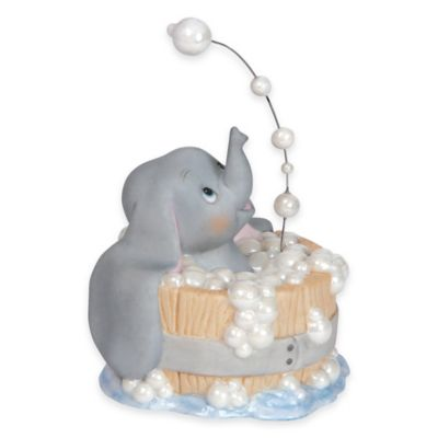 Precious Moments® Disney® Showcase Bubbling Over with Happiness Dumbo Figurine