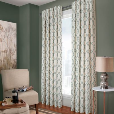 Lined Linen Curtains