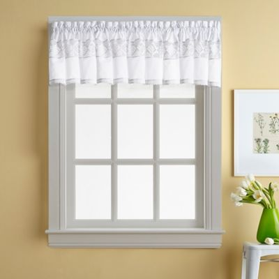 Kendra Window Curtain Valance