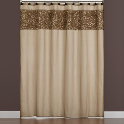 Champagne Colored Curtains