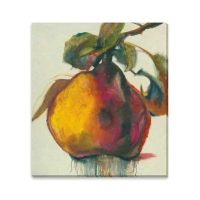 Pear Canvas Wall Art