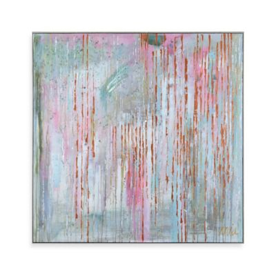 Ren-Wil Spring Blush 45-Inch x 45-Inch Wall Art