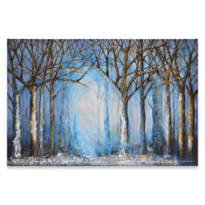 Ren-Wil The Forest of Solitude Canvas Wall Art