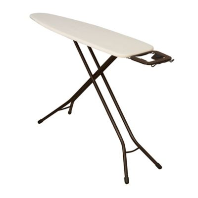 Household Essentials® Ultra 4-Leg Ironing Board with Iron Rest in Antique Bronze