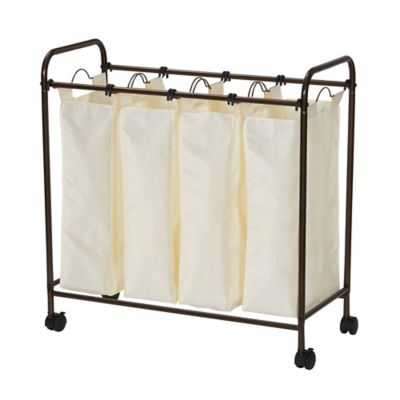 Laundry Sorter Hamper
