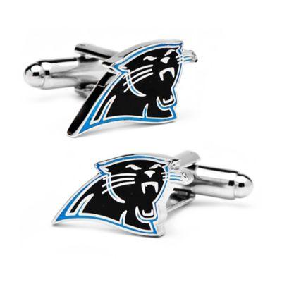 NFL Carolina Panthers Cufflinks