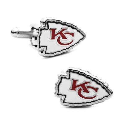NFL Kansas City Chiefs Cufflinks