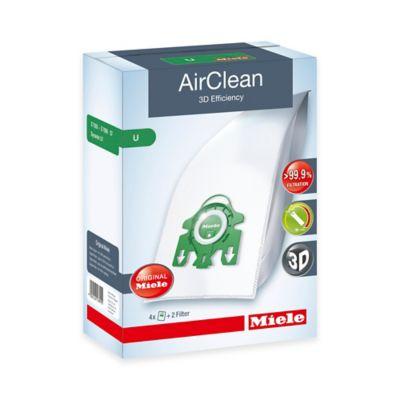 Miele AirClean U Dustbag (Set of 4)