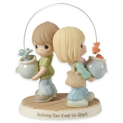 "Precious Moments® ""Nothing Can Keep Us Apart"" Figurine"