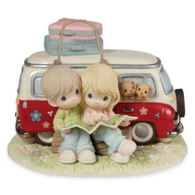 Precious Moments® Being with You is the Best Adventure Figurine