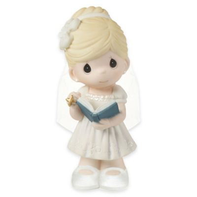 Precious Moments® This is the Day the Lord has Made Girl Figurine