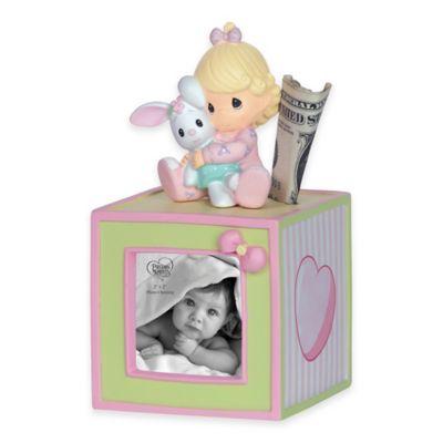 Precious Moments® Baby Girl Photo Bank