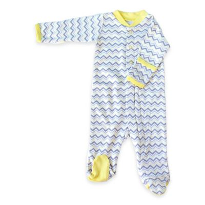 Yellow Footed Pajama