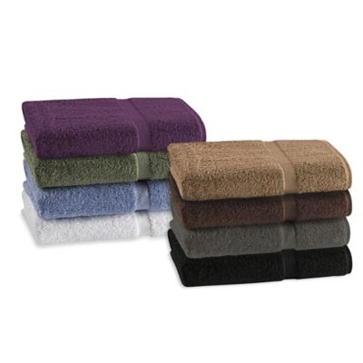 Avanti Super Soft Solid Hand Towel in Regal Purple