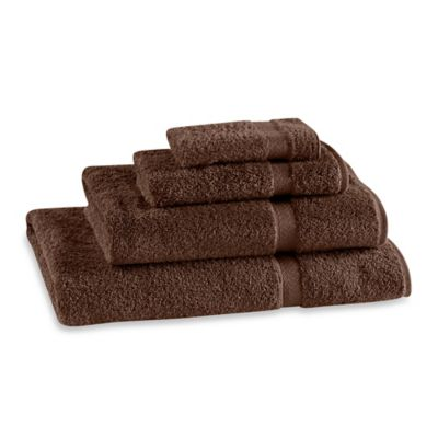 Avanti Super Soft Solid Bath Towel in Dark Chocolate