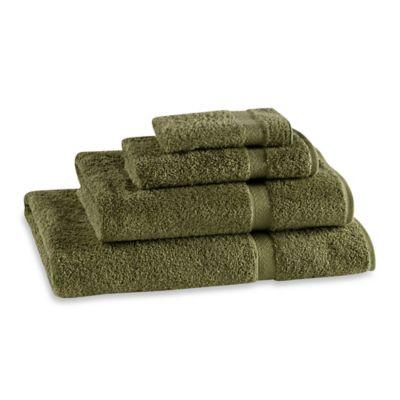 Avanti Super Soft Solid Hand Towel in Parsley