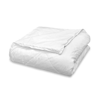 Wamsutta® Dreamzone™ 100% Mulberry Silk-Filled Luxury Full/Queen Comforter in White