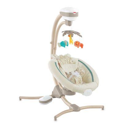 Fisher-Price® Soothing Savanna Cradle 'n Swing