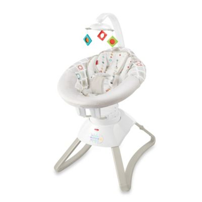 Fisher-Price® Soothing Motions™ Seat in Geo Diamonds