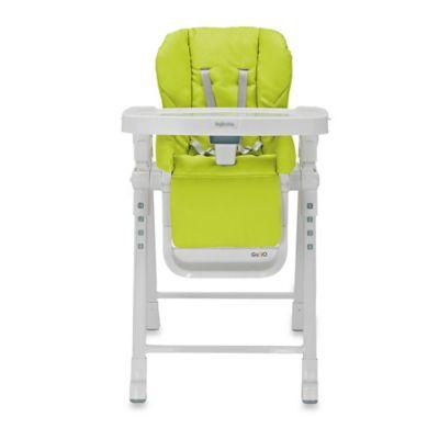 Inglesina Gusto High Chair in Green