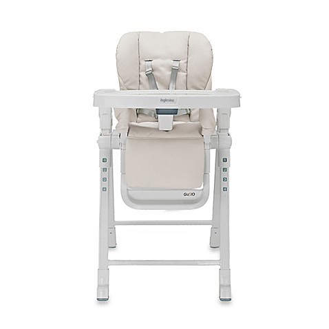 Buy Inglesina Gusto High Chair In Cream From Bed Bath Amp Beyond