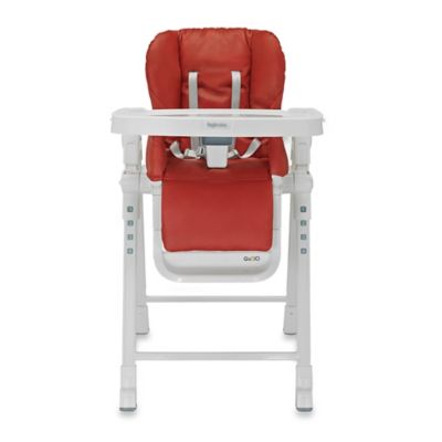 Inglesina Gusto High Chair in Red
