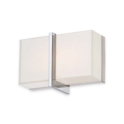 Minka Lavery® High Rise 6-Inch LED Wall Sconce in Chrome