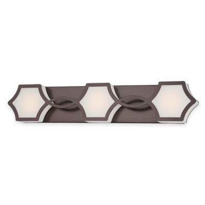 Minka Lavery® Vestige 3-Light LED Wall Sconce in Harvard Court Bronze