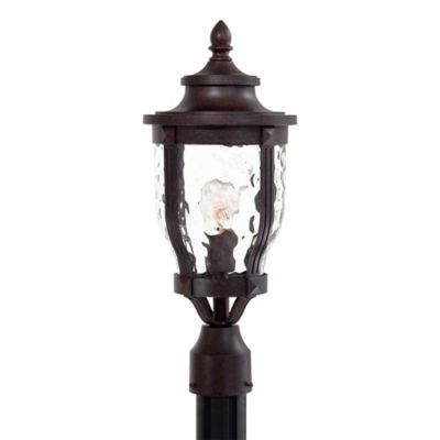 Minka Lavery® Merrimack™ Outdoor Post-Mount Outdoor Light in Bronze