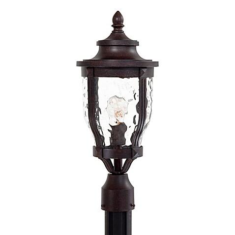 buy minka lavery merrimack outdoor post mount outdoor light in. Black Bedroom Furniture Sets. Home Design Ideas