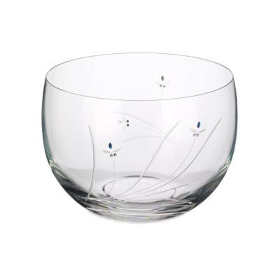 Oleg Cassini Something Blue 8-Inch Bowl