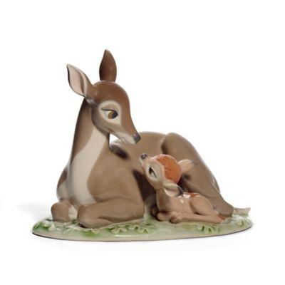 """Nao® Disney® Porcelain """"Bambi"""" Figurine"""