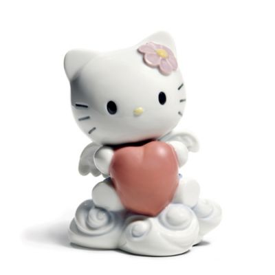 Nao® From the Heart Hello Kitty Porcelain Figurine