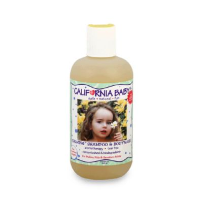 California Baby® 8.5 oz. Calming™ Shampoo & Bodywash