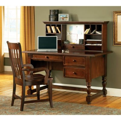 Steve Silver Co. Bella 3-Piece Desk Set in Cherry