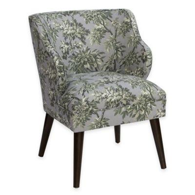 Skyline Furniture Wesley Chair in Cheetah Earth