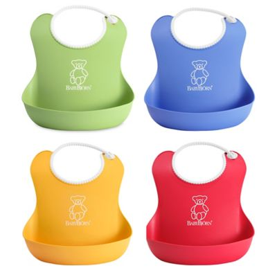 BABYBJORN® Soft Bib in Yellow