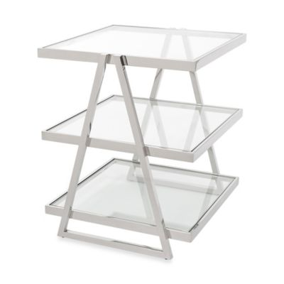 Safavieh Sterling 3-Tier End Table