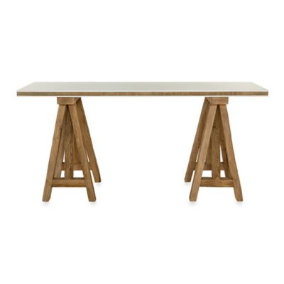 Safavieh Kirby Console Table in Natural