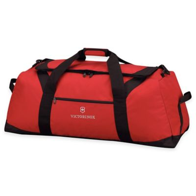 Victorinox Swiss Army® 32-Inch Cargo Bag with Carrying Case in Red