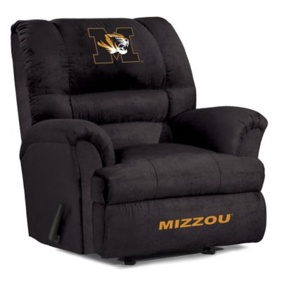 University of Missouri Big Daddy Microfiber Recliner