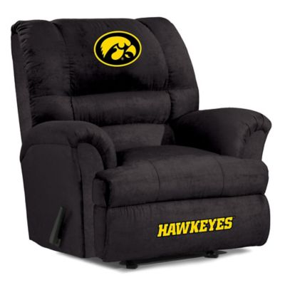 University of Iowa Big Daddy Microfiber Recliner
