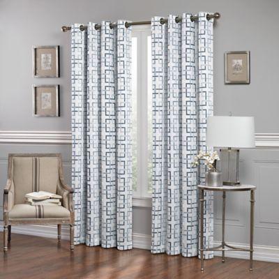 Teak Curtain Panels