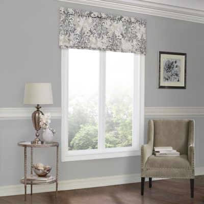 Smoke Window Valance
