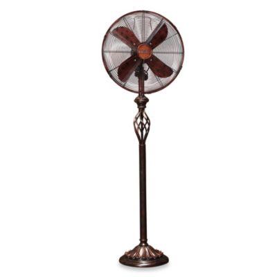 """Deco Breeze® Rustica 16"""" Stand Fan"""