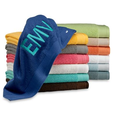 Southern Tide® Performance Bath Towel in Schooner Blue