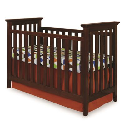Imagio Baby by Westwood Design Summit Park 3-in-1 Convertible Cottage Crib in Cherry