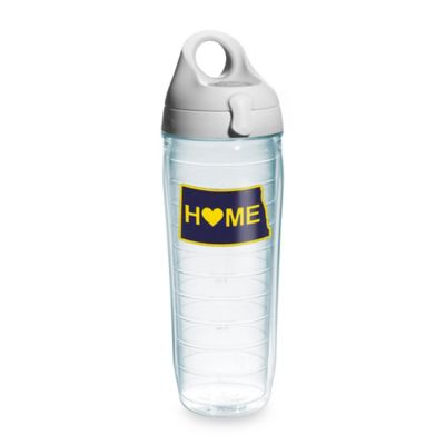 Tervis® Home Heart North Dakota 24 oz. Water Bottle with Lid